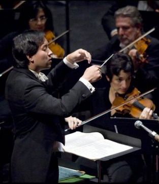 Ming Luke Conducting MSO