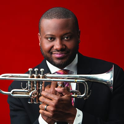 SEAN JONES Trumpet