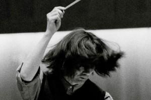 Kent Nagano conduction image