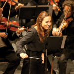 Joana & the orchestra - Photo by Dave Weiland (1)